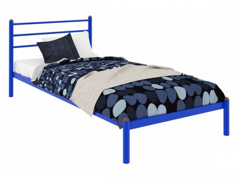 Кровать Милана Мини синяя