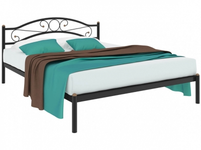 Кровать Надежда черная