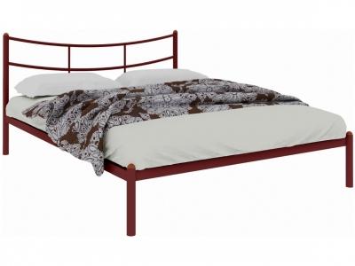 Кровать София МилСон красная