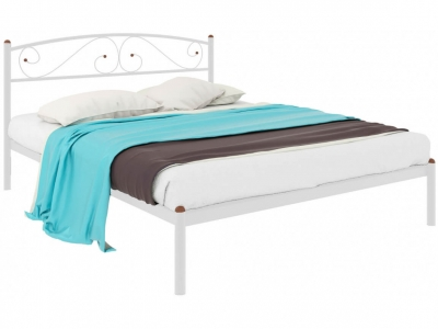 Кровать Вероника белая