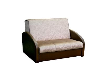 Диван-кровать Оливер 1 3 вариант Коричневый