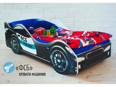 Кровать-машина ФСБ
