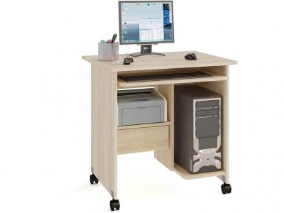 Компьютерный стол Сокол КСТ-10.1 Дуб Сонома