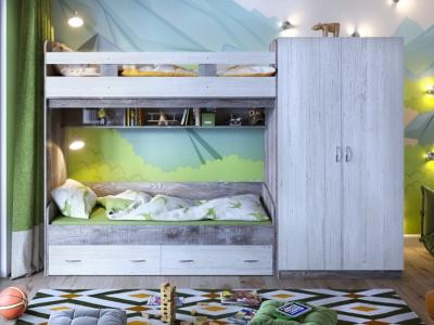Детская Юта с кроватью