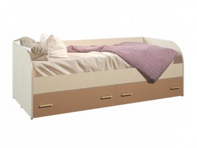 Кровать с ящиками Морис КР-01 1892х640х833