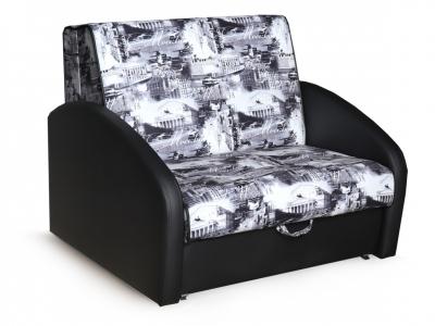 Диван-кровать Оливер 2 вариант Серый