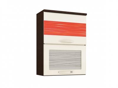 Шкаф-витрина 09.08 Оранж 600х320х830