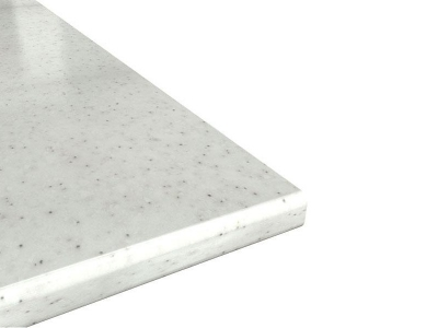 Столешница постформинг толщиной 28 мм (Белый Камень)