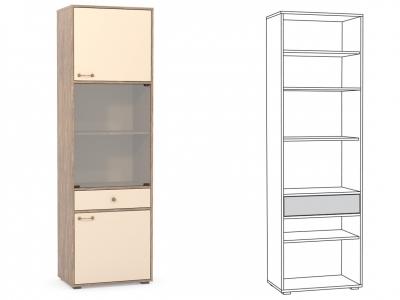 Шкаф комбинированный Вайс 10.06