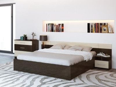 Спальня Леси Венге-Дуб